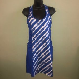 Lola athletic racerback dress. Size small
